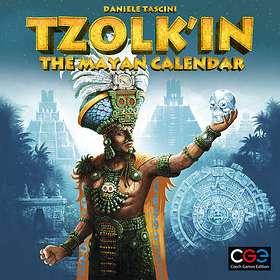Rio Grande Games Tzolk'in - the Mayan Calendar