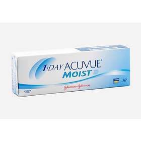 Johnson & Johnson 1-Day Acuvue Moist (30-pakning)