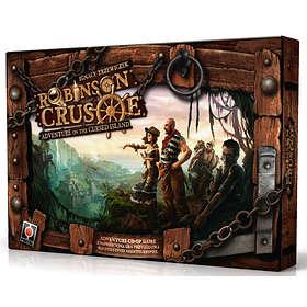 Portal Publishing Robinson Crusoe: Adventure on the Cursed Island