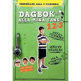 Dagbok För Alla Mina Fans 1-3 - Box