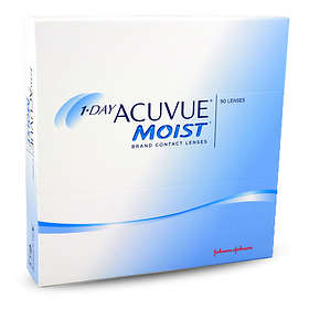 Johnson & Johnson 1-Day Acuvue Moist (90-pakning)