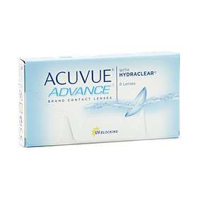 Johnson & Johnson Acuvue Advance (6-pack)
