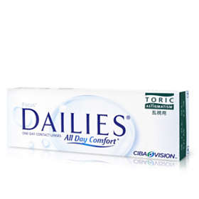 Alcon Focus Dailies Toric (30-pack)