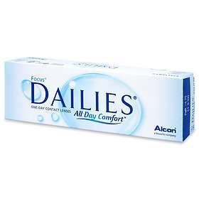 Alcon Focus Dailies All Day Comfort (30-pack)