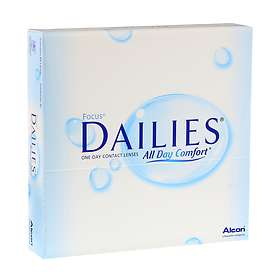 Alcon Focus Dailies All Day Comfort (90-pack)