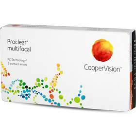 CooperVision Proclear Compatibles Multifocal (6-pakning)