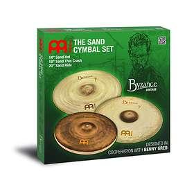 MEINL Byzance Vintage Signature Benny Greb Sand Set (14/18/20)
