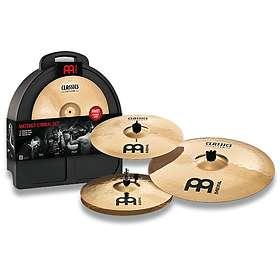 MEINL Classics Custom Extreme Metal Cymbal Set (14/16/18/20)