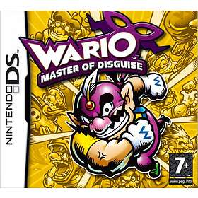 Wario: Master of Disguise (DS)