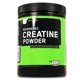 Optimum Nutrition Micronized Creatine Powder 0.3kg