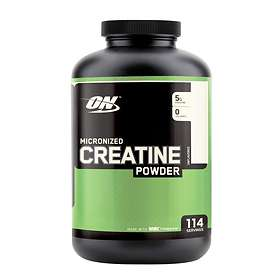 Optimum Nutrition Micronized Creatine 0,6kg