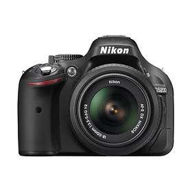Nikon D5200 + 18-55/3,5-5,6 VR