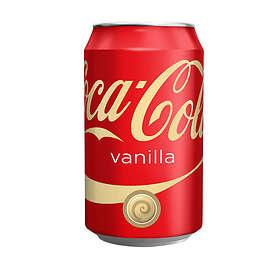 Coca-Cola Vanilla Burk 0,33l