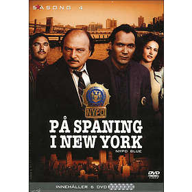 På Spaning I New York: NYPD Blue - Säsong 4