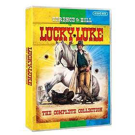 Lucky Luke the Complete Collection - Box