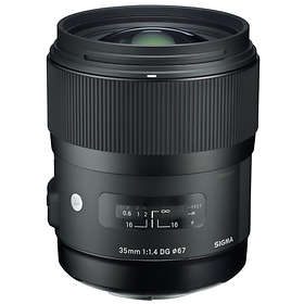 Sigma 35/1.4 DG HSM Art for Sony