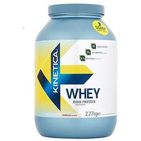 Kinetica Whey Protein 2.2kg