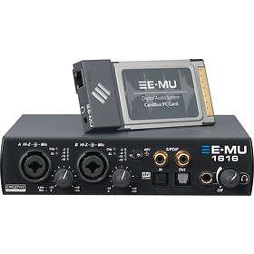 EMU 1616 PCMCIA DRIVER FOR MAC DOWNLOAD