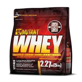 Mutant Nutrition Whey 2,27kg