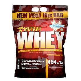 Mutant Nutrition Whey 4,5kg
