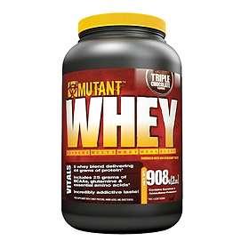 Mutant Nutrition Whey 0,91kg