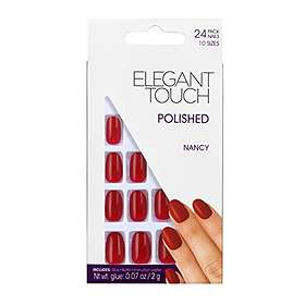 Elegant Touch Polished False Nail 24-pack