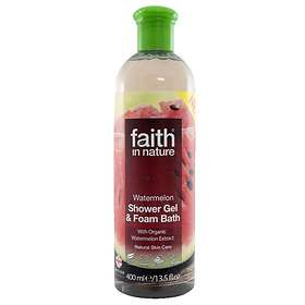 Faith in Nature Shower Gel & Foam Bath 400ml