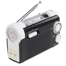 HQ Dynamo Torch Radio Charger