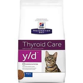 Hills Feline Prescription Diet YD Thyroid Care 5kg