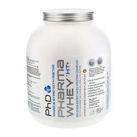 PhD Nutrition Pharma Whey HT+ 2.27kg