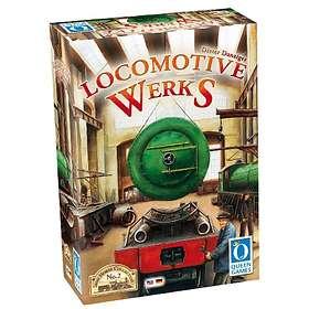 Queen Games Locomotive Werks