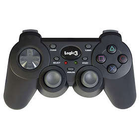 Logic3 DualShock 2 (PS1/PS2)