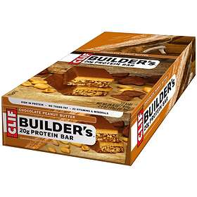 Clif Builder's Bar 68g 12stk