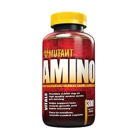 Mutant Nutrition Amino 300 Kapslar