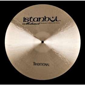 "Istanbul Mehmet Traditional Thin Crash 19"""