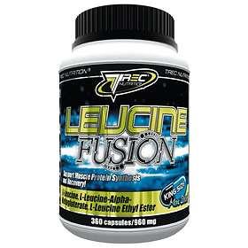 Trec Nutrition Leucine Fusion 180 Kapsler