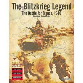 Multi-Man Publishing The Blitzkrieg Legend