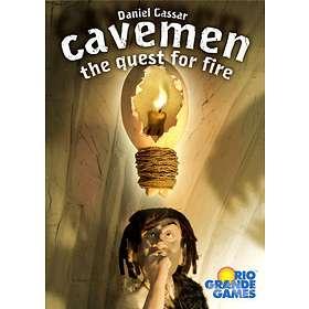 Rio Grande Games Cavemen: The Quest For Fire