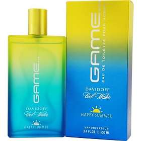 Find The Best Price On Davidoff Cool Water Game Happy Summer Pour