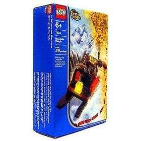 LEGO Adventurers 7423 Mountain Sleigh