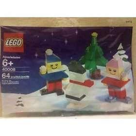 LEGO Seasonal 40008 Snowman Building