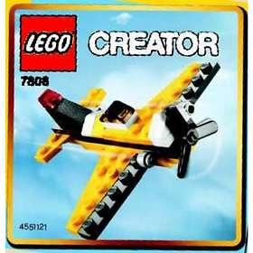 LEGO Creator 7808 Yellow Airplane