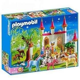 Playmobil Magic Castle 4056 Pavillon des fées et licornes