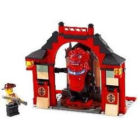LEGO Adventurers 7413 Passage of Jun-Chi