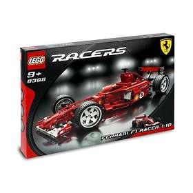 LEGO Racers 8386 Ferrari F1 Racer