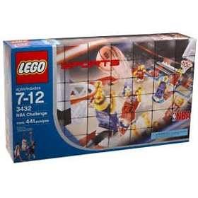 LEGO Sports 3432 NBA Challenge