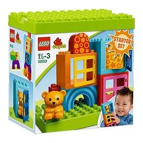 LEGO Duplo 10553 Cubes de construction pour tout-petits