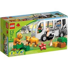 LEGO Duplo 10502 Le bus du zoo