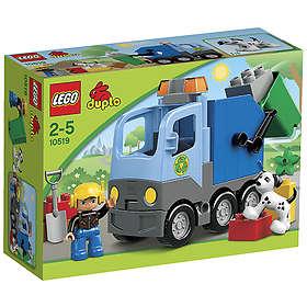 LEGO Duplo 10519 Le camion poubelle