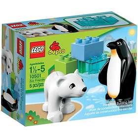 LEGO Duplo 10501 Les animaux polaires du zoo